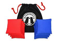 Duck Cloth Cornhole Bags