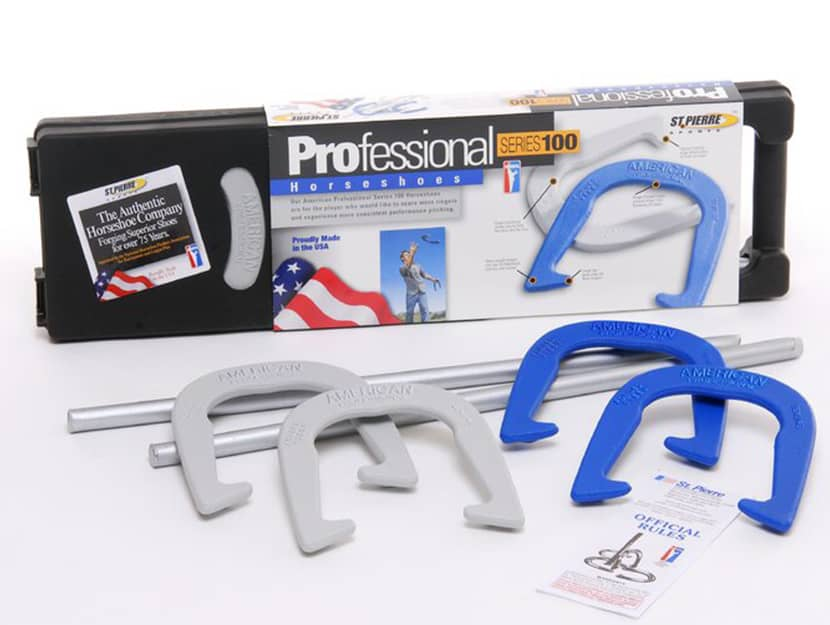American Professional Horseshoe Game Set