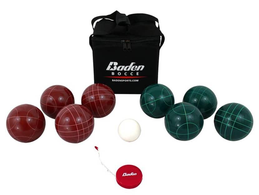 Baden Champions Bocce Bowling Set