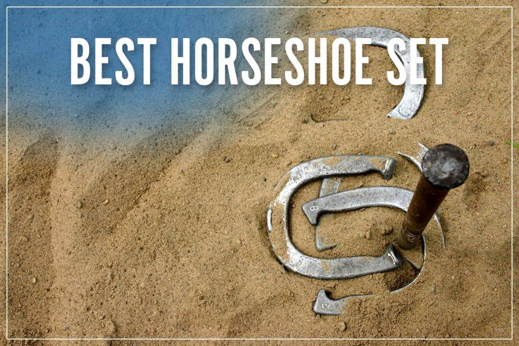 Best Horseshoe Set