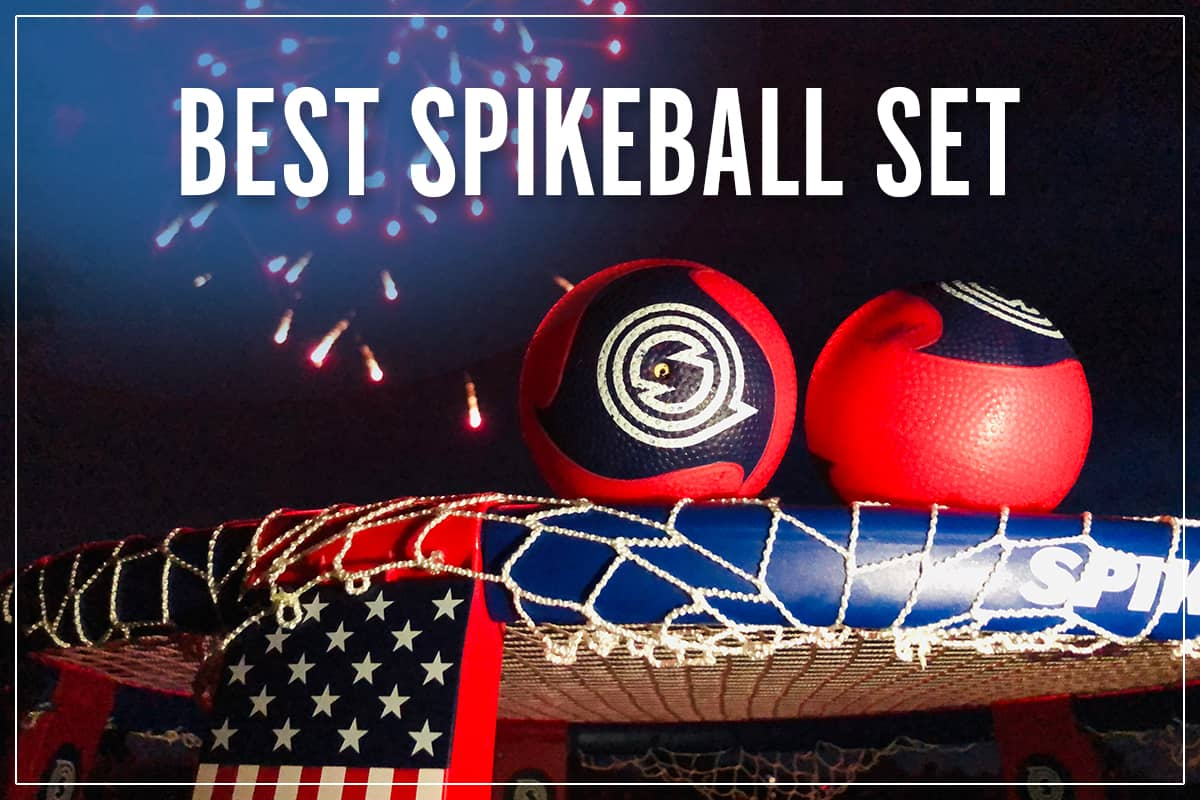 Best Spikeball Set