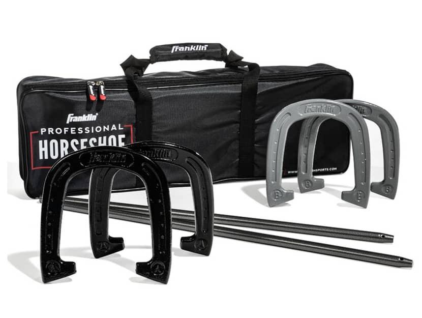 Franklin Sports Professional Horseshoe Set