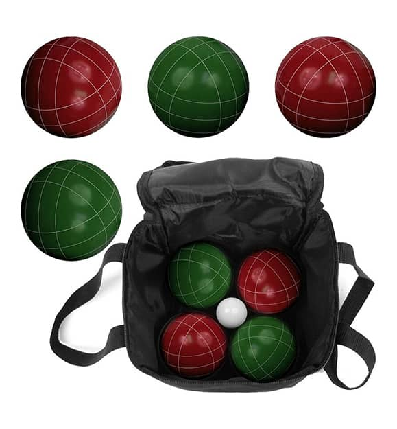 Hey Play Bocce Set