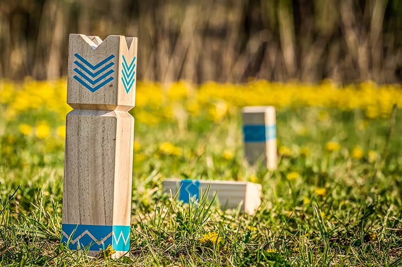 How To Choose A Kubb Set
