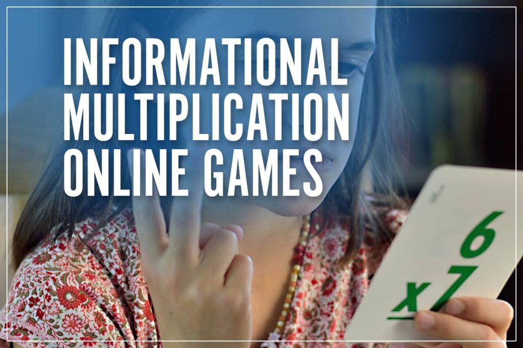 Multiplication Online Games