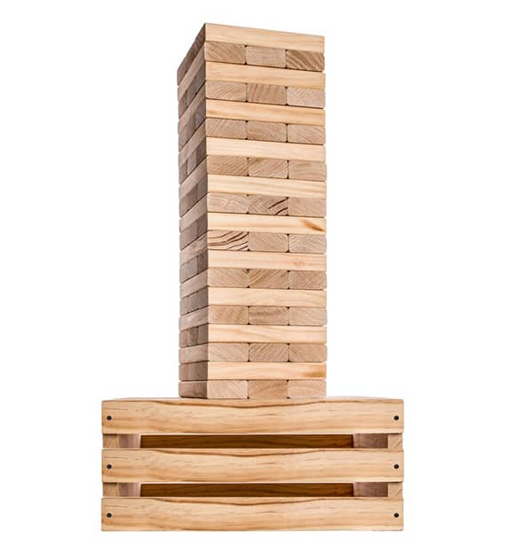 Splinter Woodworking Tumble Tower