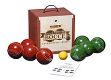 Tournament Bocce Game