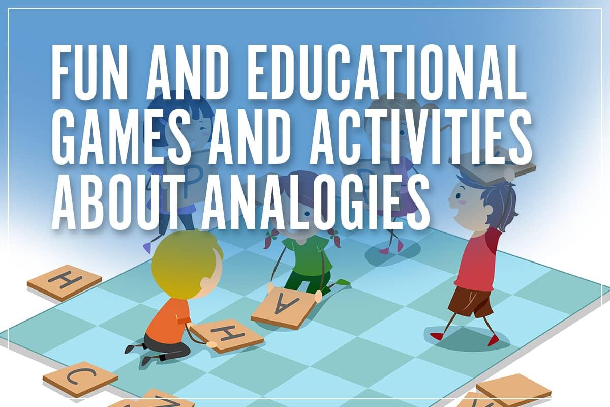 analogies games