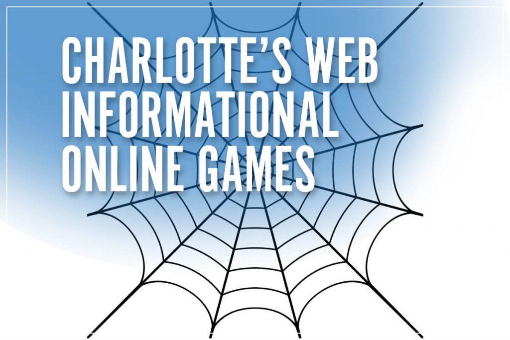 charlottes web games