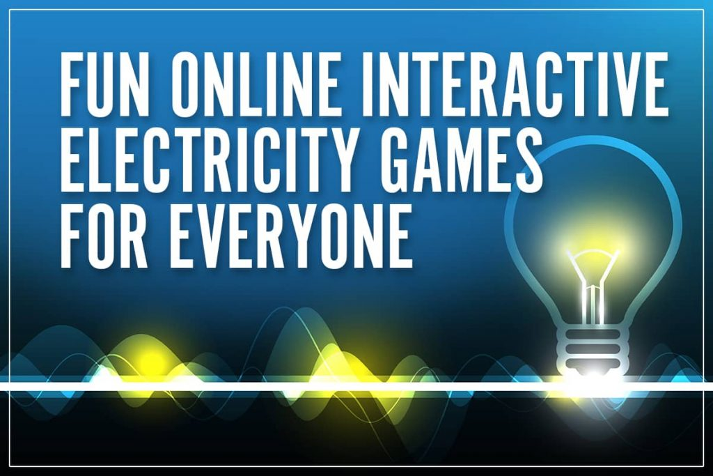 electricity games online