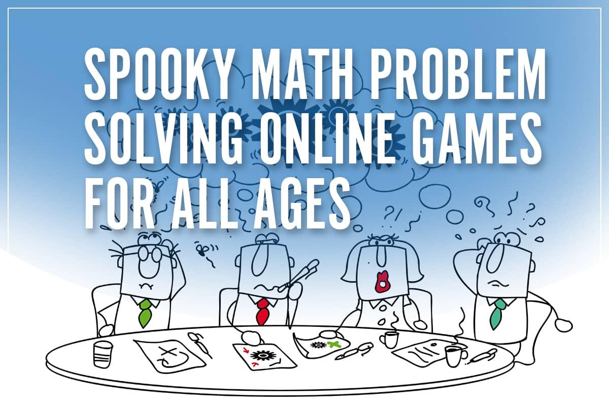 free problem solving games
