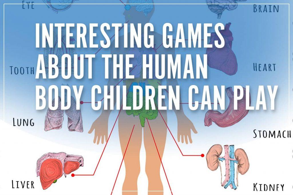 human boby games