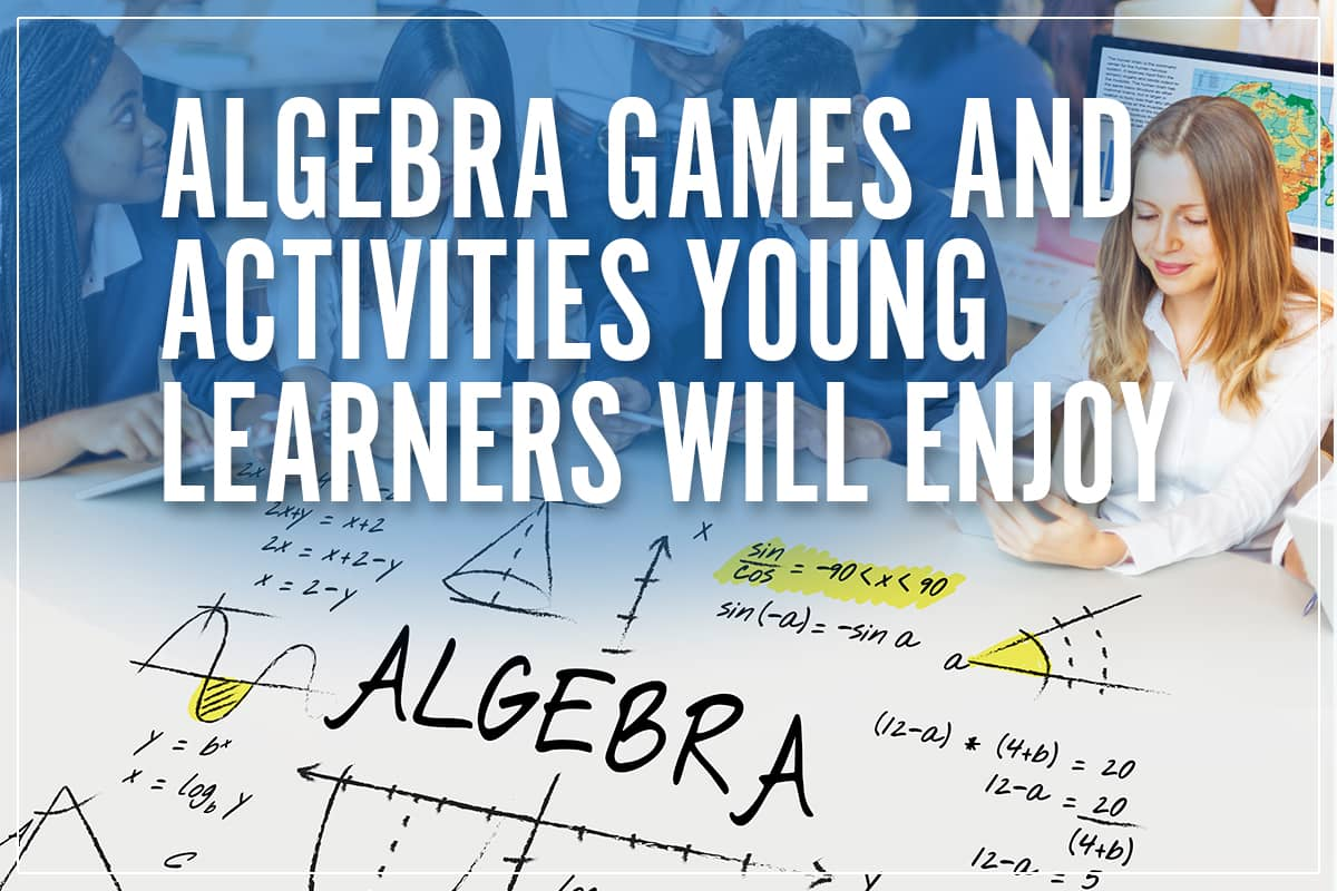 interactive algebra games