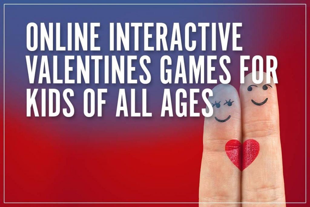 interactive valentine games