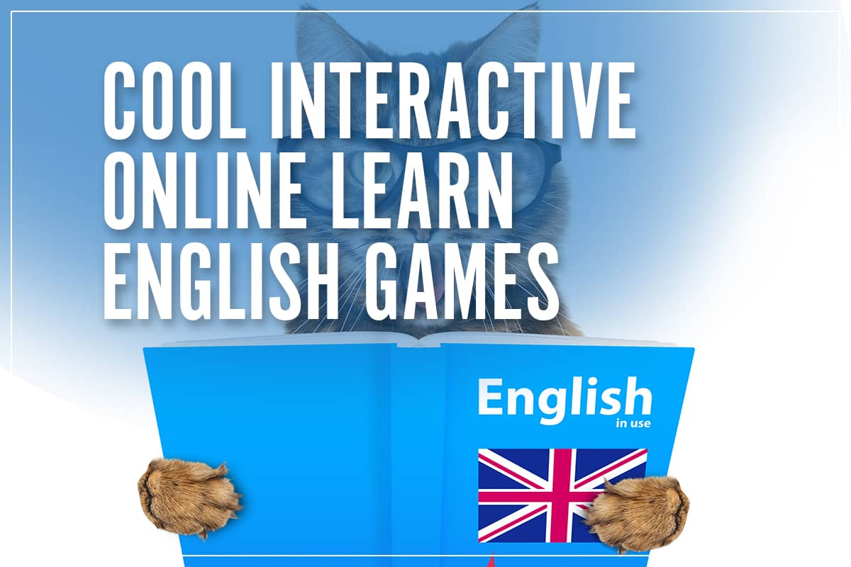 learn english games