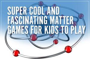 matter games