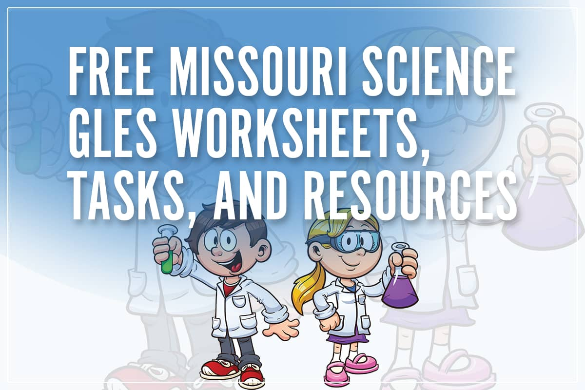 missouri science gles
