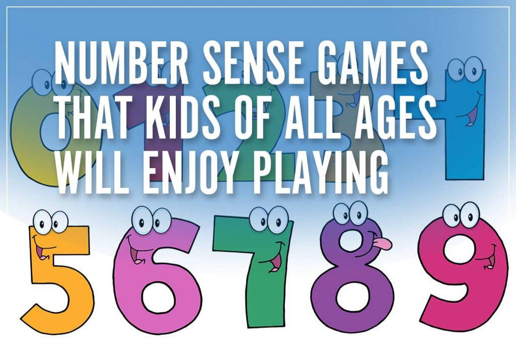 number sense games online