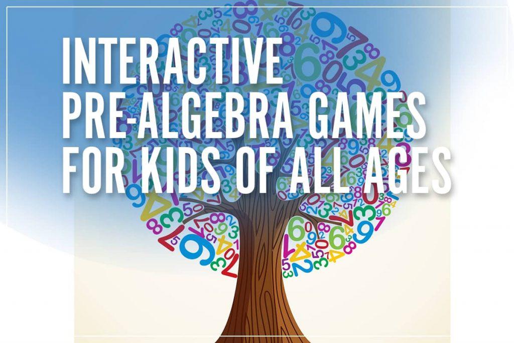 pre algebra games