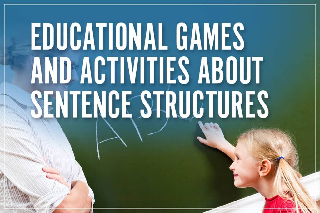 sentences structure games