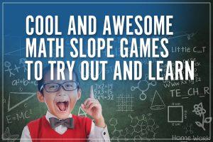 slope games