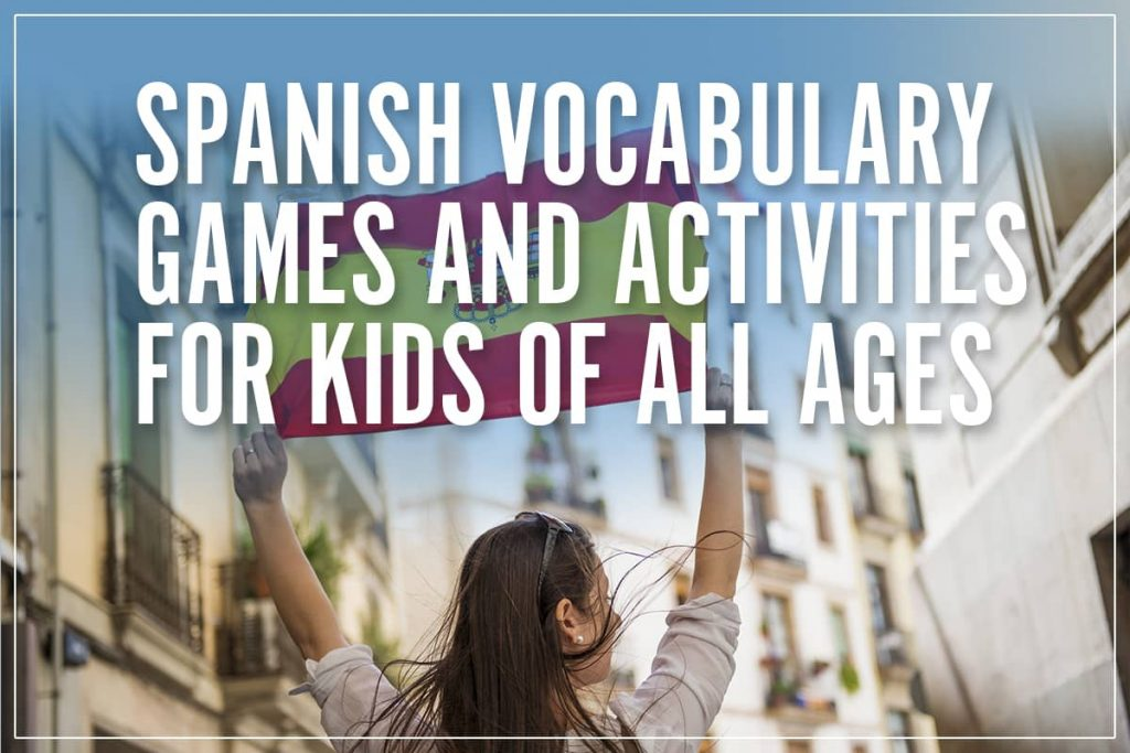 spanish vocabulary games online