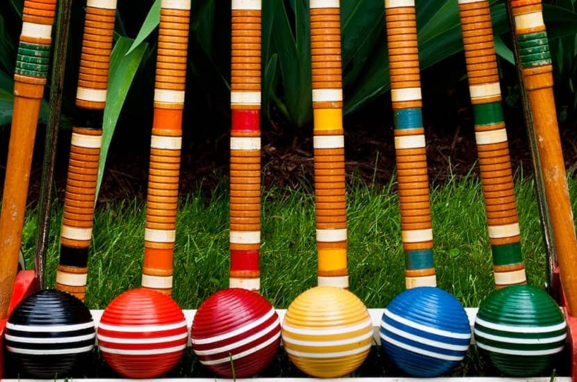 Croquet History