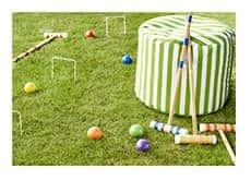 Croquet Set & Carry Case