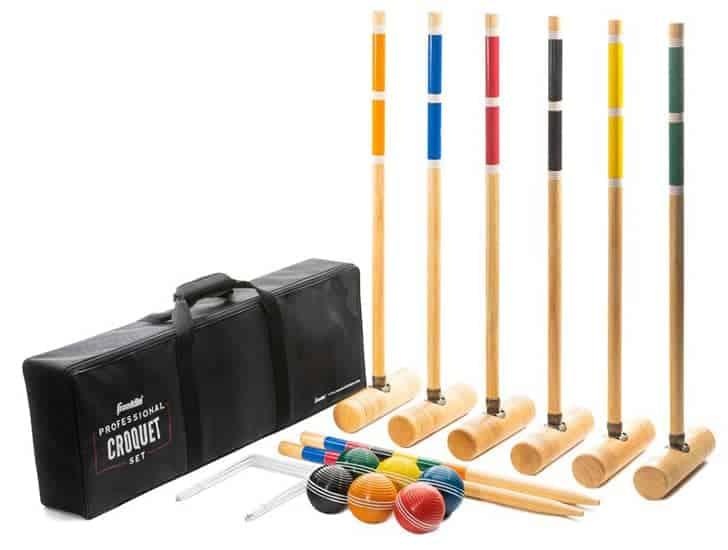 Franklin Sports Professional Croquet