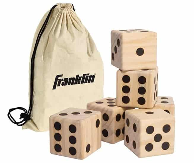 Franklin Giant Dice
