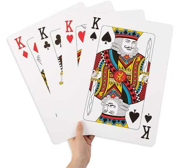 GAMELAND Jumbo Cards