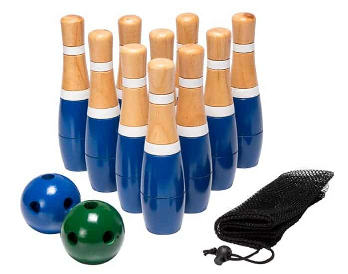 Hey! Play! Bowling Set