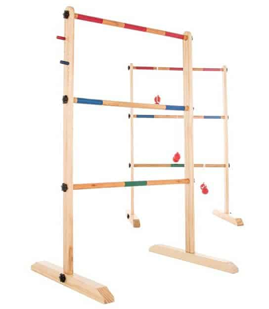 Hey Play Ladder Toss Set