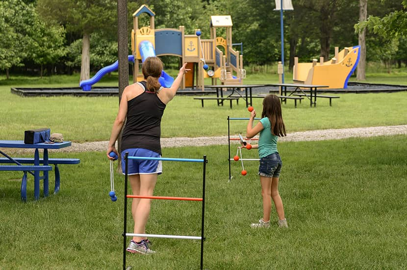 How To Play Ladderball