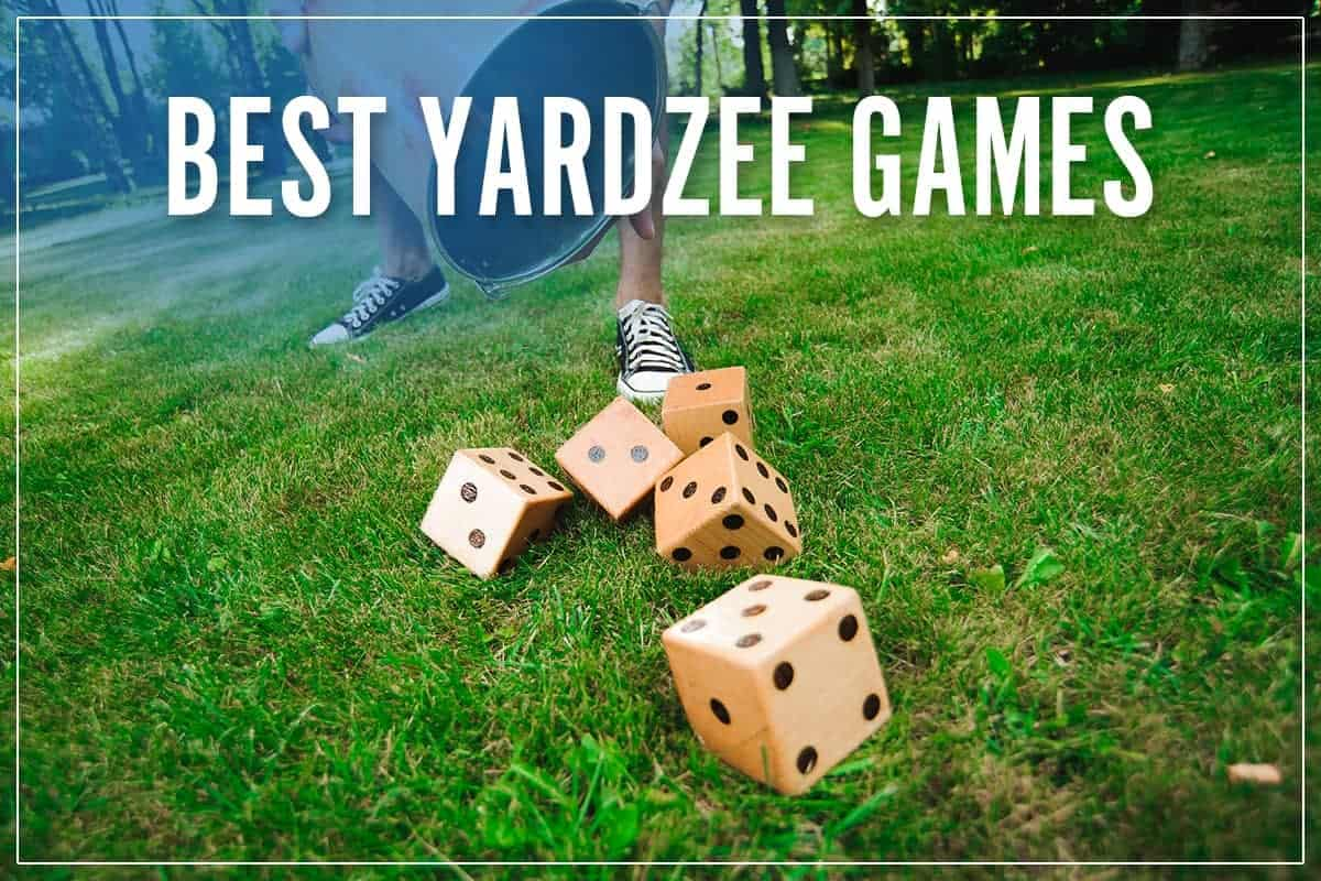 Yardzee Games