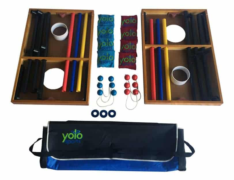 Yolo Sports Ladder Ball Set
