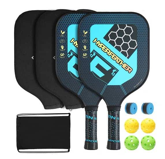 A11N Premium Pickleball Set