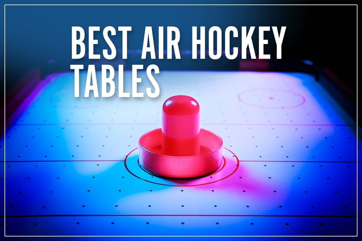 Best Air Hockey Tables