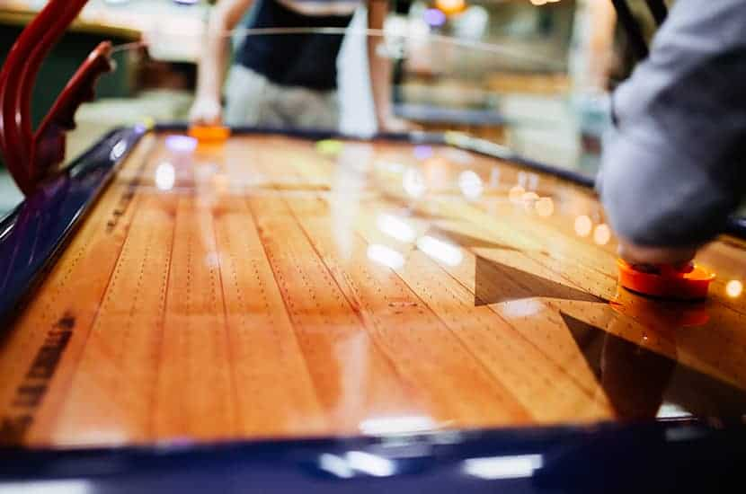 Features To Consider When Choosing The Perfect Air Hockey Table