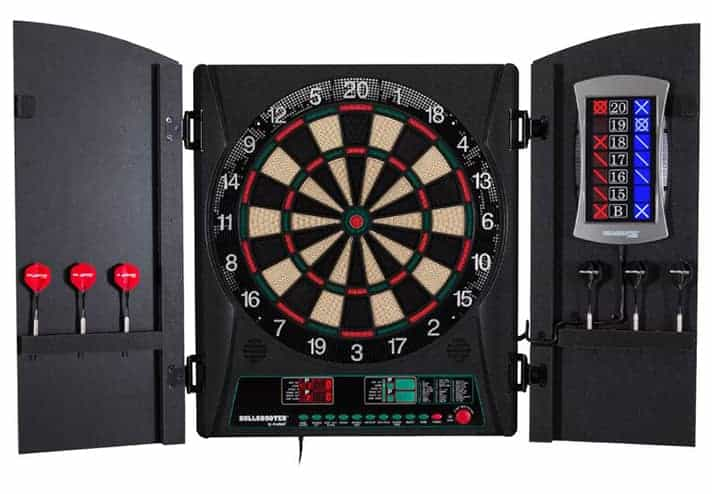 Cricketmaxx Electronic Dartboard