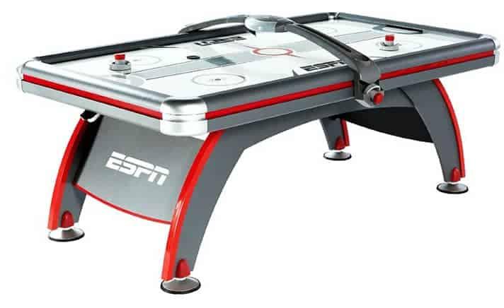 ESPN 4-Player Air Hockey Table