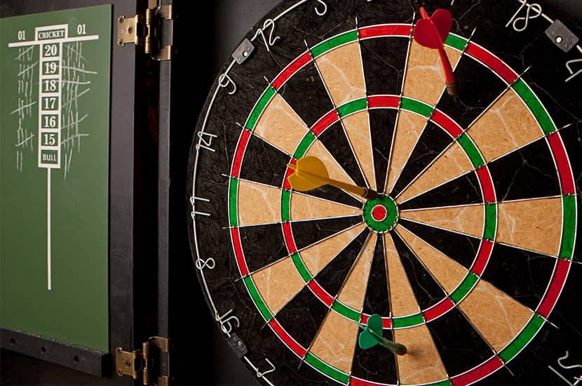 Features To Consider When Choosing A Bristle Dartboard