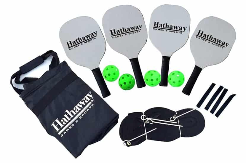 Hathaway Games Deluxe Pickleball