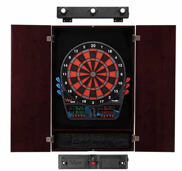 Laser Throw Viper Electronic Dartboard