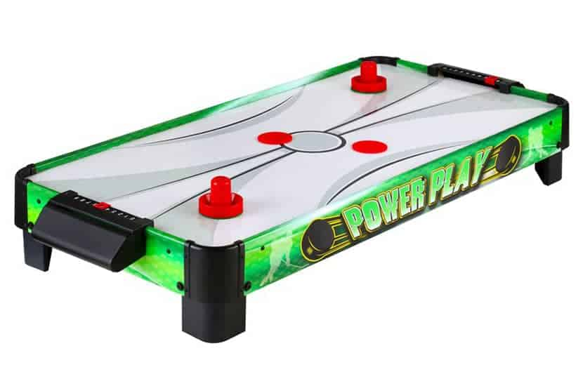 """40"""" 2-Player Table Top Hockey With Manual Scoreboard"""