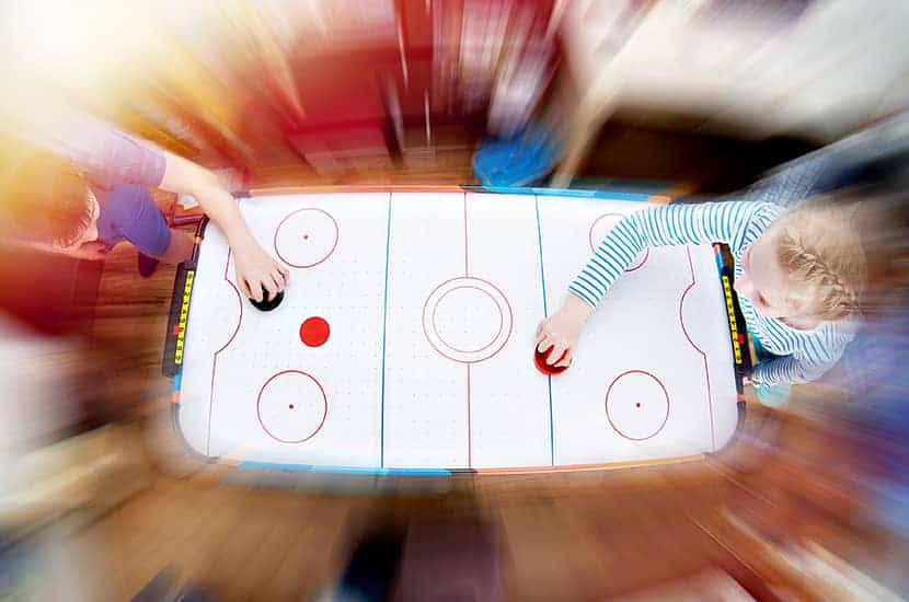 What To Look For When Buying A Mini Air Hockey Table