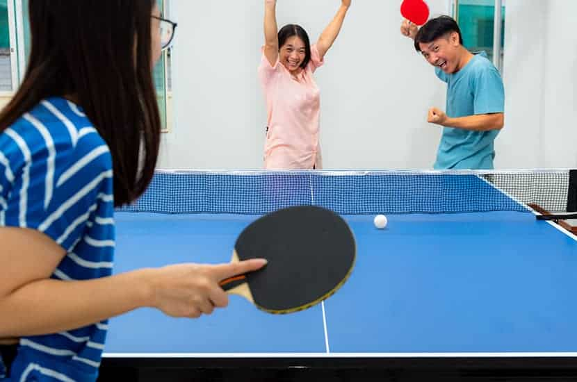 Things To Consider When Choosing A Ping Pong Table