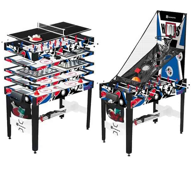 """12 in 1 48"""" Multi-Game Table"""