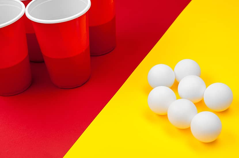 Consider When Choosing A Beer Pong Table