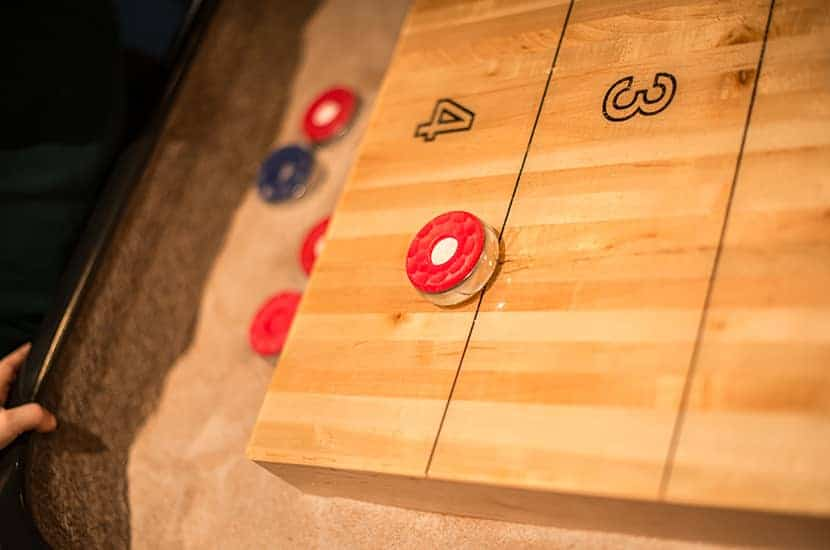 Features To Look For And Consider When Choosing A Shuffleboard Table